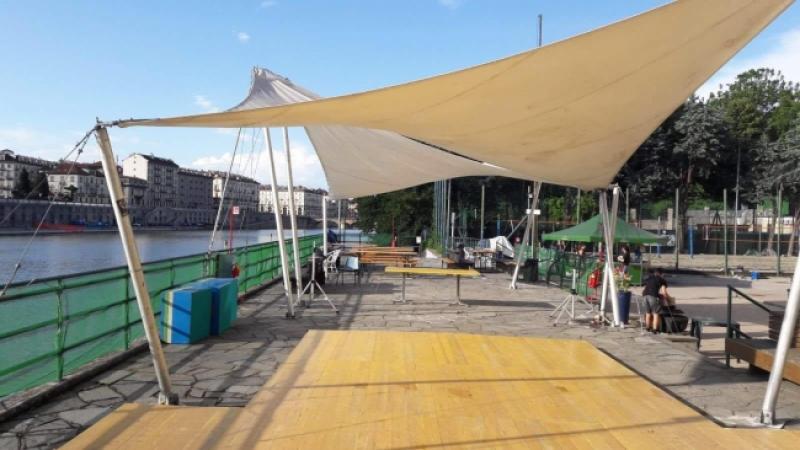 AperiParty con apertura della terrazza sul Po - Torino