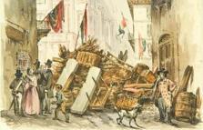 La rivoluzione di Milano, mostra al Museo del Risorgimento