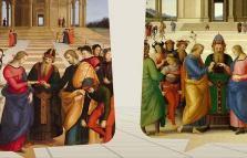 Raffaello e Perugino: attorno a due Sposalizi della Vergine, mostra alla Pinacoteca di Brera