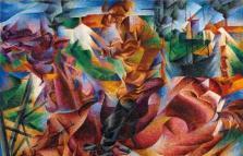 Umberto Boccioni (1882-1916): genio e memoria, mostra a Palazzo Reale