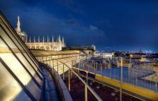 All'alba sui tetti di Milano, visite al sorgere del sole sulla HighLine Galleria