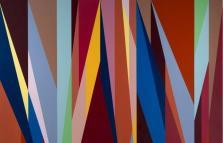 The Differend, mostra di Odili Donald Odita