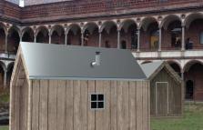 XXI Triennale: Casetta del Viandante, mostra-installazione