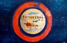 Coolors, mostra di dipindi di Guido Della Giovanna da Qf