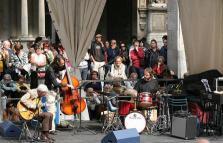 Break in Jazz 2016, concerti in pausa pranzo in piazza dei Mercanti