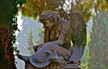 Christophe Ferrari, mostra fotografica al Cimitero di Staglieno