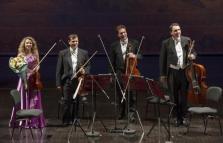 Quartetto d'archi del Teatro di San Carlo di Napoli in concerto