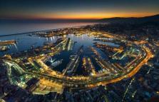Liguria, un ritratto dal cielo. Mostra di Roberto Merlo