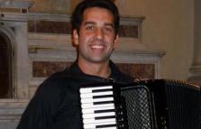 Marco Valenti, concerto di fisarmonica