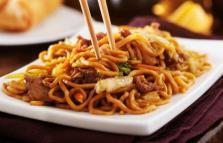 La grande tradizione gastronomica della cucina cinese, cena di 10 portate