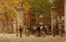 Sei stanze: una storia ottocentesca, mostra