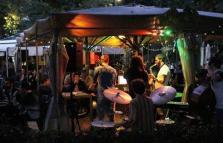 Jazz in the Park al Chiosco di Pippo