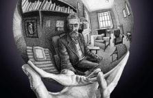 Escher, mostra