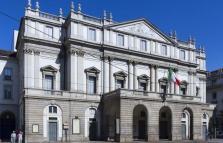 Luigi Lorenzo Secchi e la ricostruzione del Teatro alla Scala, mostra