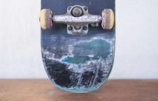 Skateboards Confluence, mostra
