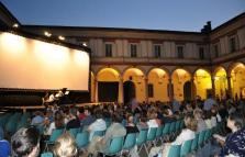 AriAnteo 2016 Conservatorio, cinema all'aperto