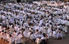Cena in Bianco Milano 2016