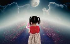 La luna al guinzaglio, canzoni scritte da bambini per bambini