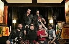 The Real McKenzies in concerto