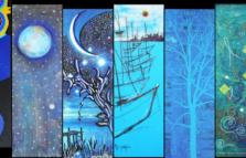 Il Pianeta azzurro, viaggio all'interno della natura e dell'uomo. Segnalibro d'arte
