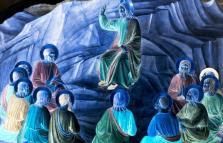 Uomo: la vita di Cristo in 33 immagini, mostra