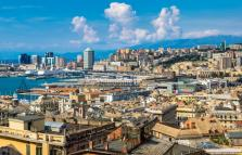 Genova dal mare, giro in battello per scoprire la città