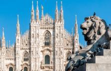 Milano & Milano, mostra di Giuseppe Corbetta e Hélène Cortese