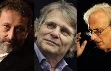 Pennac, Benni e Serra: la festa per i 30 anni di Archivolto