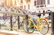 Il Naviglio Grande è bello anche in bici, libro di Edo Bricchetti