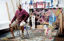 Breaking Through, mostra di Omar Hassan