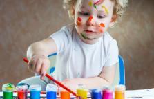 Teatro e pittura, corso per bambini