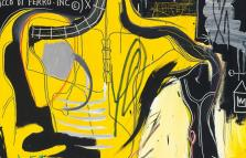 Jean-Michel Basquiat, mostra