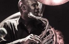 Joseph Daley Tuba Trio in concerto