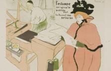 Toulouse Lautrec, luci e ombre di Montmartre
