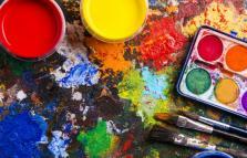 Pittura di Colore, mostra di Renate Balda, Sonia Costantini e Inge Dick