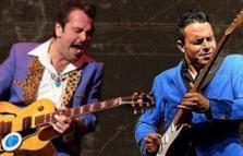 Seán Carney e Dany Franchi Band