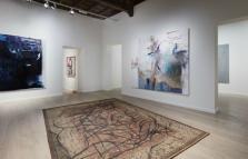 Fasi Lunari, mostra di Albert Oehlen e di sei giovani artisti + laboratori