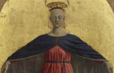 Madonna della Misericordia di Piero della Francesca in mostra
