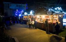 Villaggio Magia di Natale, mercatino. Orari e giorni di apertura