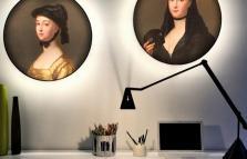 Donne illuminate, mostra di Isabella Nasuti Gattorno