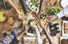 Charity dinner con lo chef Simone Salvini