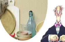 La gioia del riordino in cucina, libro di Roberta Schira