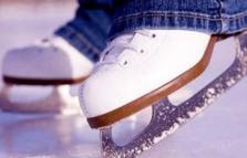 Pista di pattinaggio sul ghiaccio a San Fruttuoso