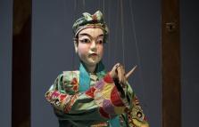 Le figure dei sogni. Marionette, burattini, ombre nel teatro orientale