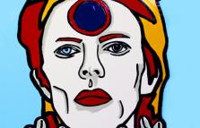 David Bowie. The Real Face, mostra collettiva