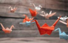Origami e oggetti con materiali riciclati, laboratori creativi