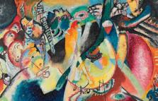 Kandinskij, il cavaliere errante. In viaggio verso l'astrazione, mostra