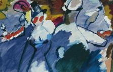 Kandinsky, Matisse, Munch, Klee, Balla, Fontana