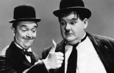 90 anni di risate: Stan Laurel & Oliver Hardy. Film muti, rarità e classici, rassegna cinematografica