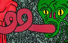 Keith Haring. About Art, mostra